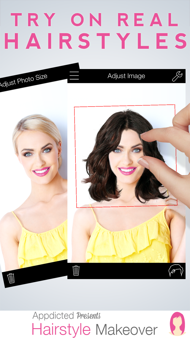 Hairstyle Makeover Premium | Appdicted
