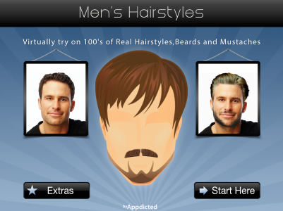 Mens Hairstyles   Appdicted